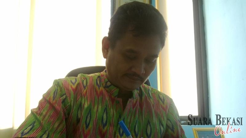 Kepala Dinas Pertenakan, Perikanan dan Kelautan, DPPK, Kabupaten Bekasi, H Abdul Ropiq, Suara Bekasi