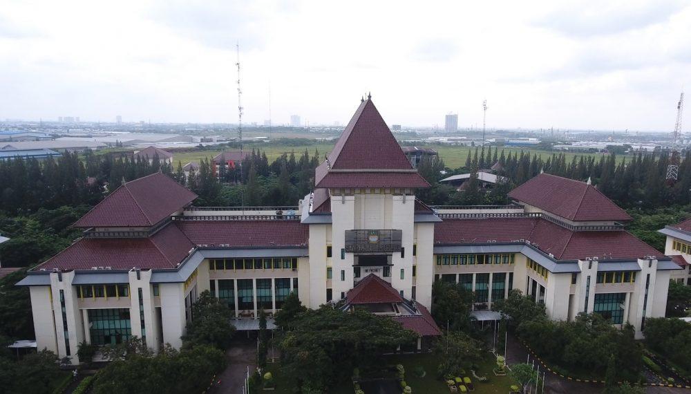 Gedung Bupati Bekasi. Ist/Suara Bekasi Online
