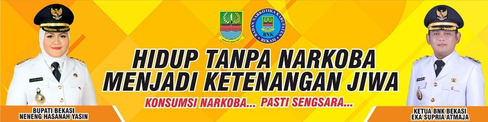 Banner Narkoba