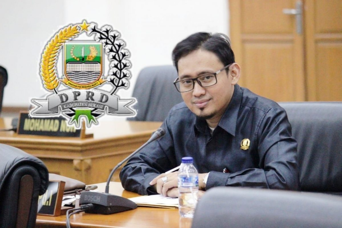 Sekretaris Komisi IV DPRD Kabupaten Bekasi, Rusdi Haryadi. Ist/Suara Bekasi Online