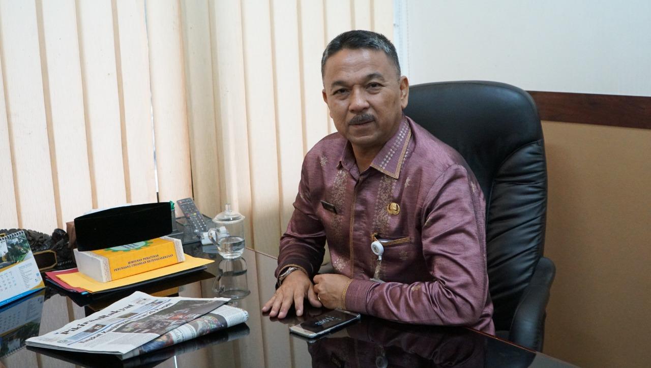 Kepala Dinas Tenaga Kerja Kabupaten Bekasi, Suhup. Ist/Suara Bekasi Online