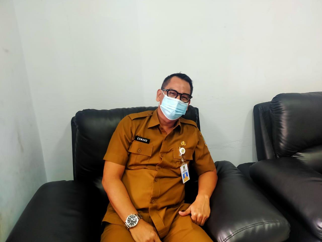 Sekretaris Badan Kepegawaian Pendidikan Pelatihan Daerah (BKPPD) Kabupaten Bekasi, Edward Sutarman. Foto: Riyan/Suara Bekasi Online